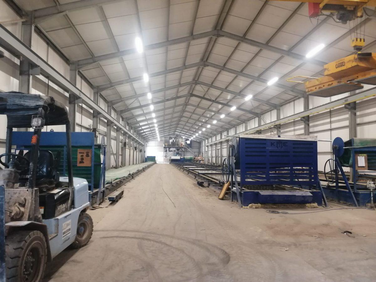 CWP Concrete Factory