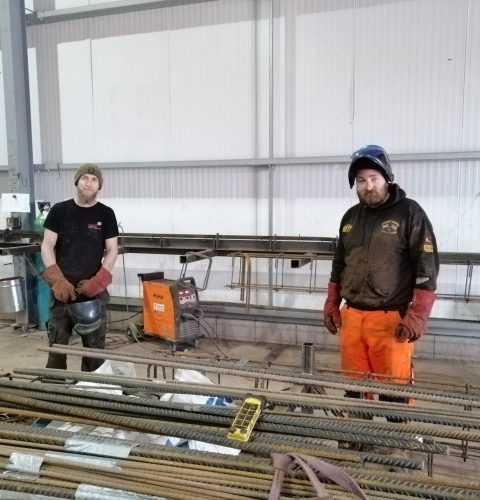 welding operatives