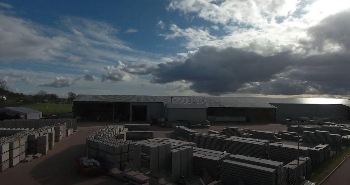 CWP Concrete Yard